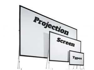 projector screen type