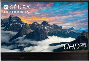 best indoor tv for outdoor use